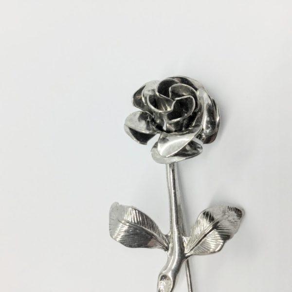 Monet Flower Stick Pin